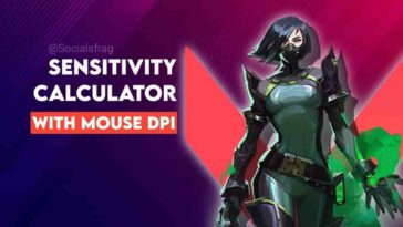 how to set pc game sensitivity according to mouse dpi